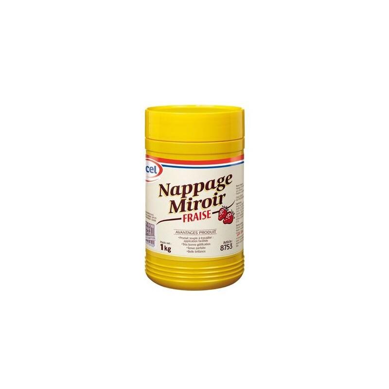 Nappage miroir Fraise Ancel 1 kg