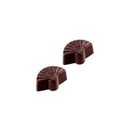 Moule chocolat bonbons Eventails