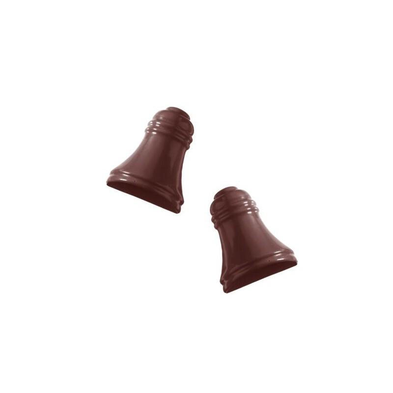 Moule chocolat demi-cloches 4 cm