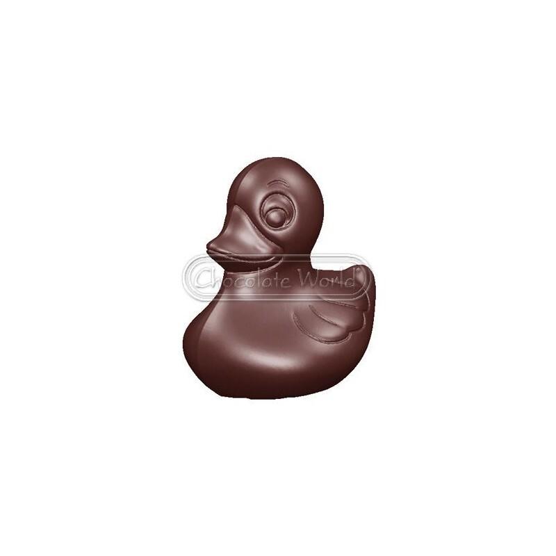 Moule chocolat petits canards 3,5 cm