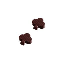 Moule chocolat bonbon Trèfle