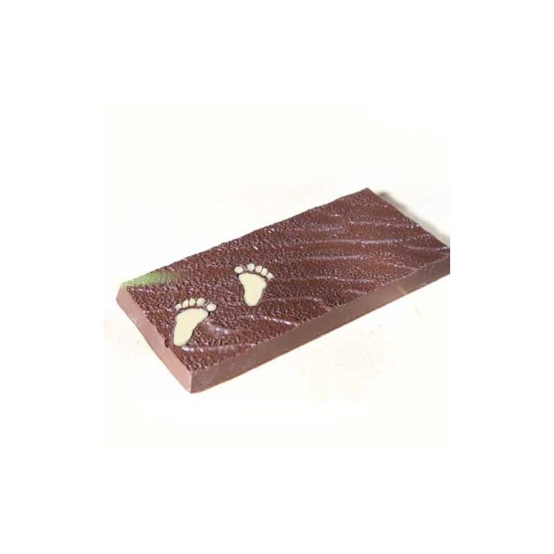 Moule tablettes chocolat empreintes