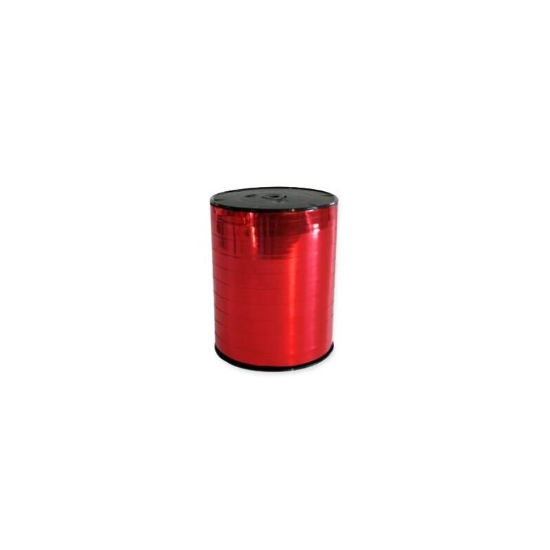 Bolduc miroir Rouge 7,5mm (250 m)