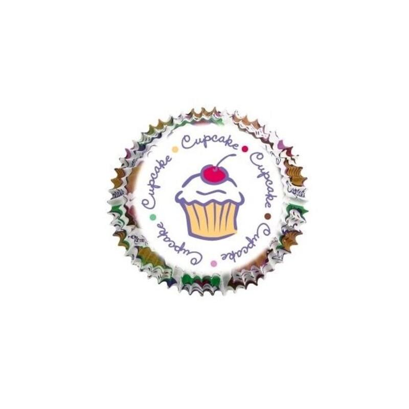 Caissettes cupcakes heaven Wilton (x75)