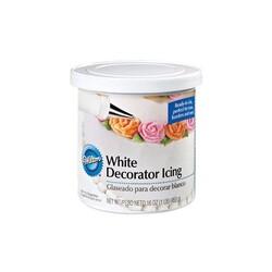 Glaçage décoratif blanc Wilton 450 g