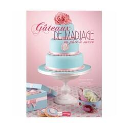Gâteaux de mariage en pâte à sucre Alexandra Hemon