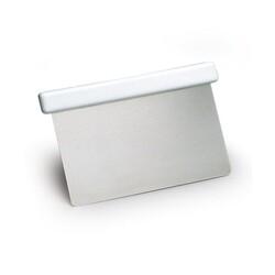 Coupe Pâte lame inox rigide droite 17 cm
