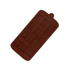 Moule Silicone Tablette de Chocolat
