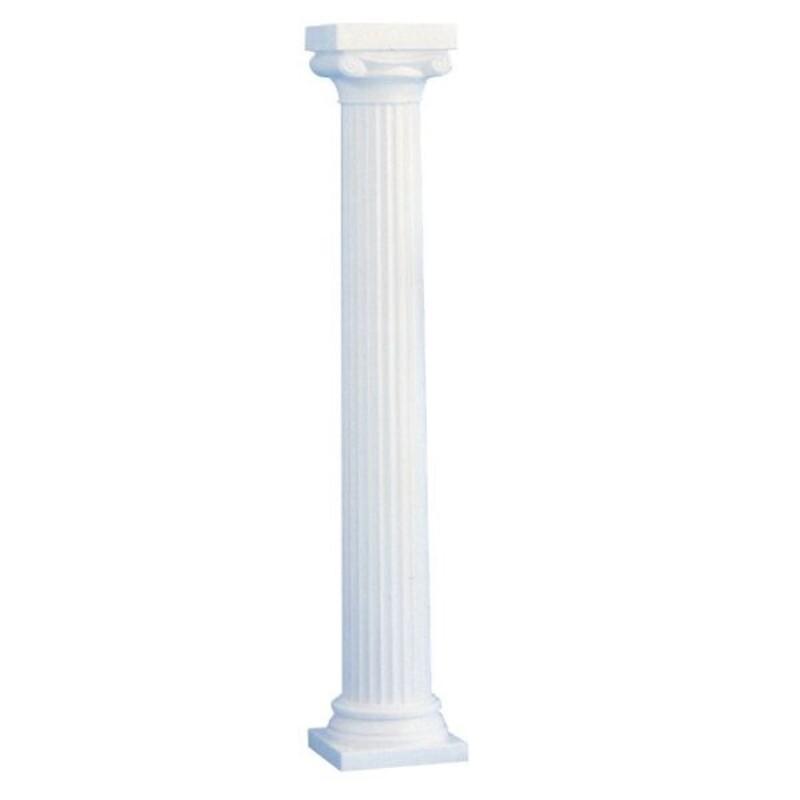 Colonnes grecques Wilton 18 cm (x4)