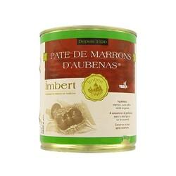 Pâte de marrons Imbert 1 Kg