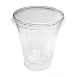Verrine Godet 15 cl + couvercle Very Verrines (x10)