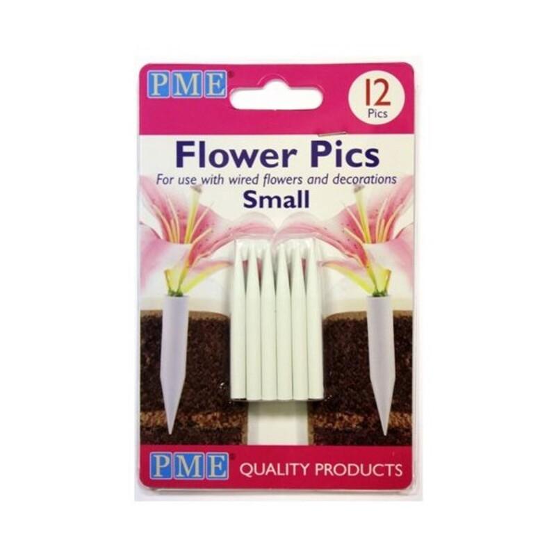 Mini Pique-Fleurs (x12)