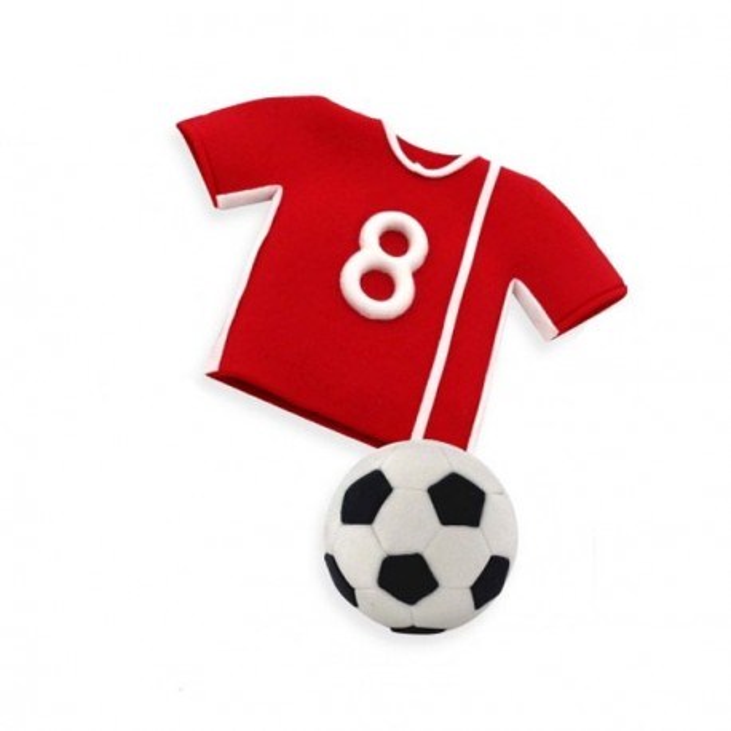 Découpoirs Thème Football (jeu de 9)