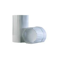 Toque en papier plissée H30 cm (x10)