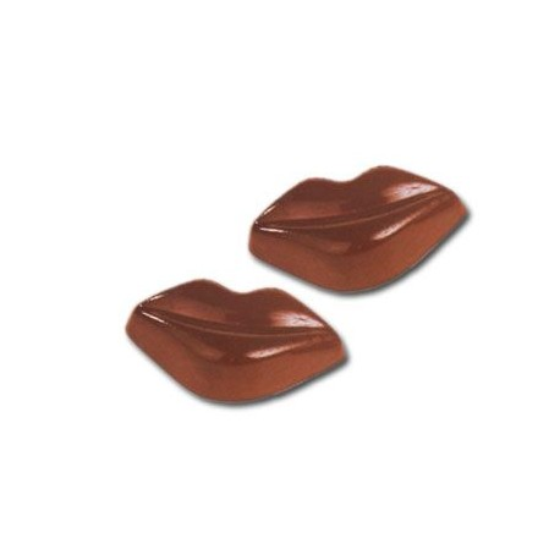 Moule chocolats Bouches