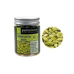 Cardamome Verte Patisdécor 40 g