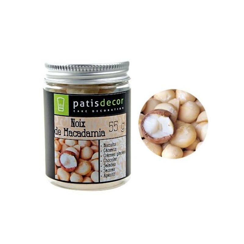 Noix de Macadamia Patisdécor (55 g)