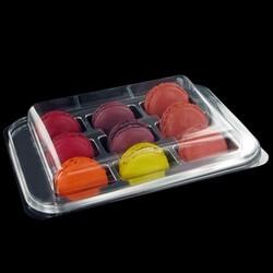 Boîte 9 macarons (x5)