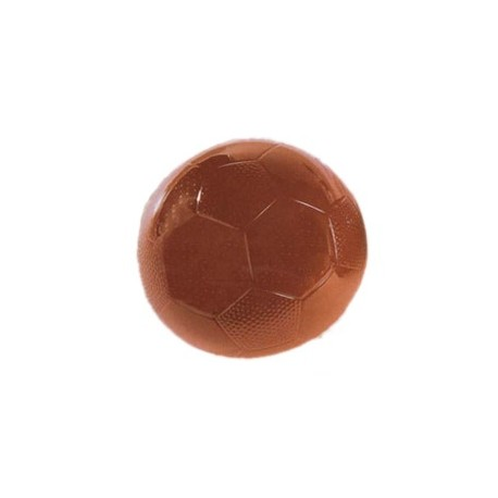 Moule a chocolats ballons de football 25 mm