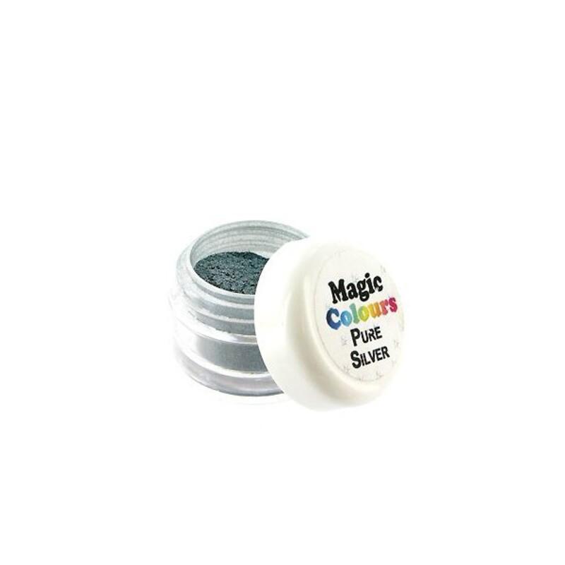Colorant poudre casher argent 5 g