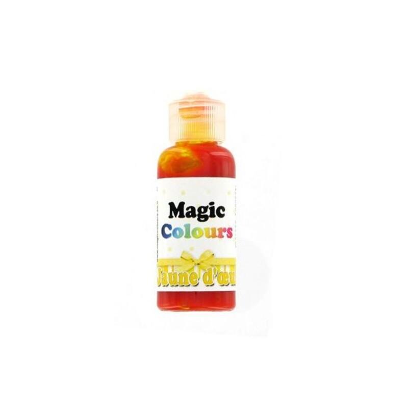 Colorant gel casher jaune oeuf 32 g