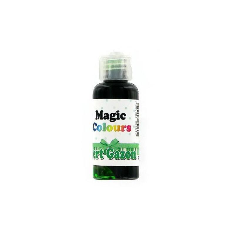 Colorant gel casher vert 32 g