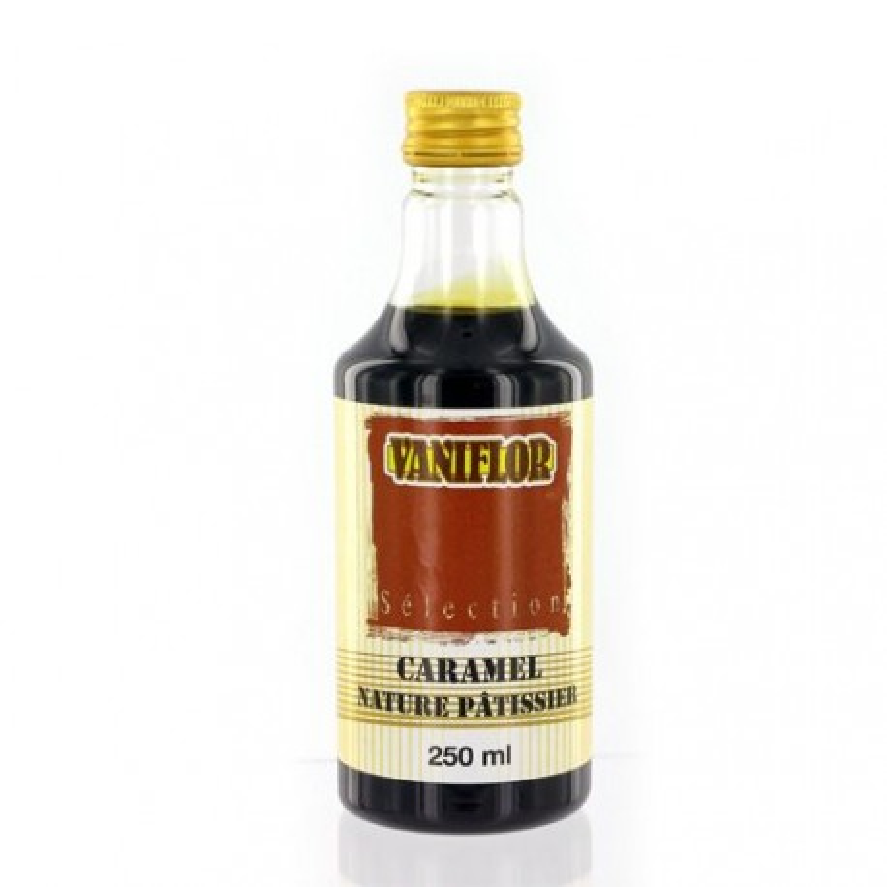 Caramel nature pâtissier Vaniflor 250 ml