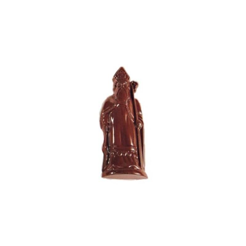 Moule a chocolat 2 St Nicolas 12 cm
