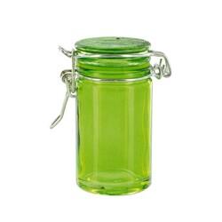 Mini bocal verre vert anis 6,5 cl