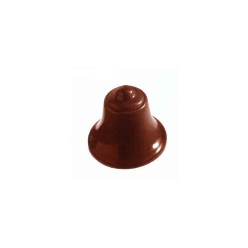 Moule chocolat cloches de Pâques 7 cm