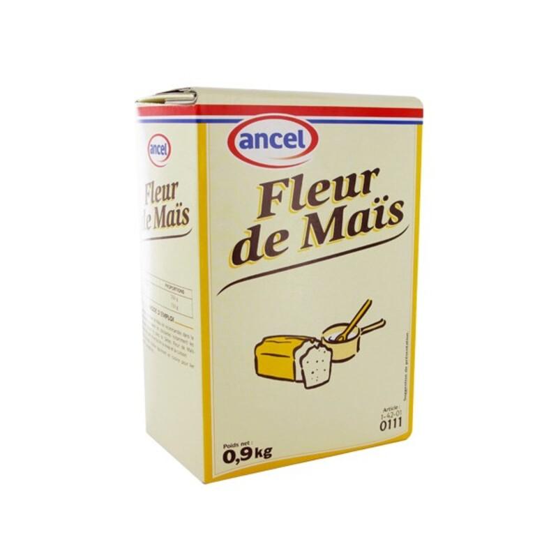 Fleur de maïs (fécule) Ancel (1 kg)