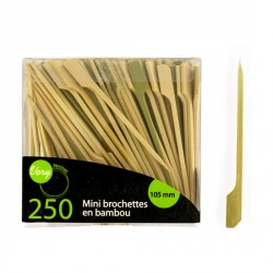 Mini-brochette bambou Very Verrines (x250)