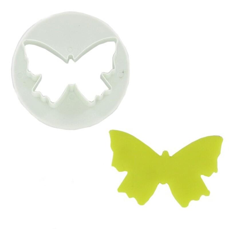 Découpoirs papillons Technicake (x3)