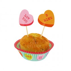 Kit déco cupcakes Sweet Stuff Patisdecor