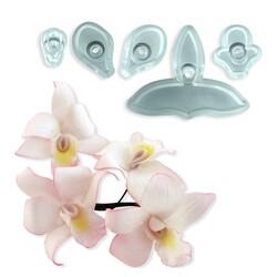Découpoirs fleur d'orchidée