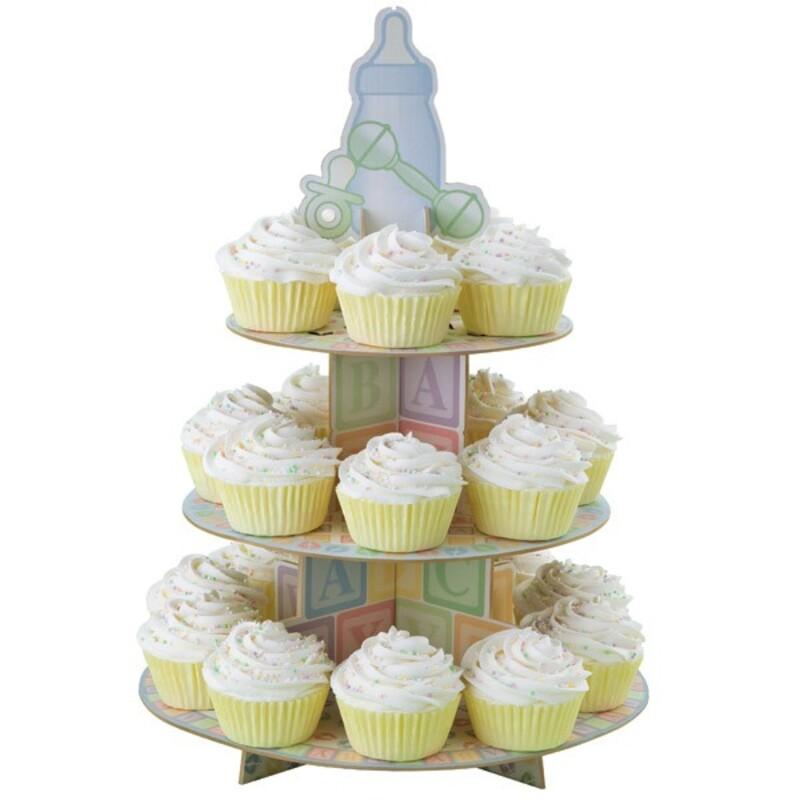 Présentoir cupcakes 3 étages Wilton