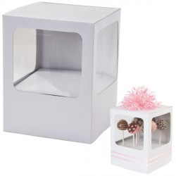 Boîtes cadeau cake pops Wilton (x2)