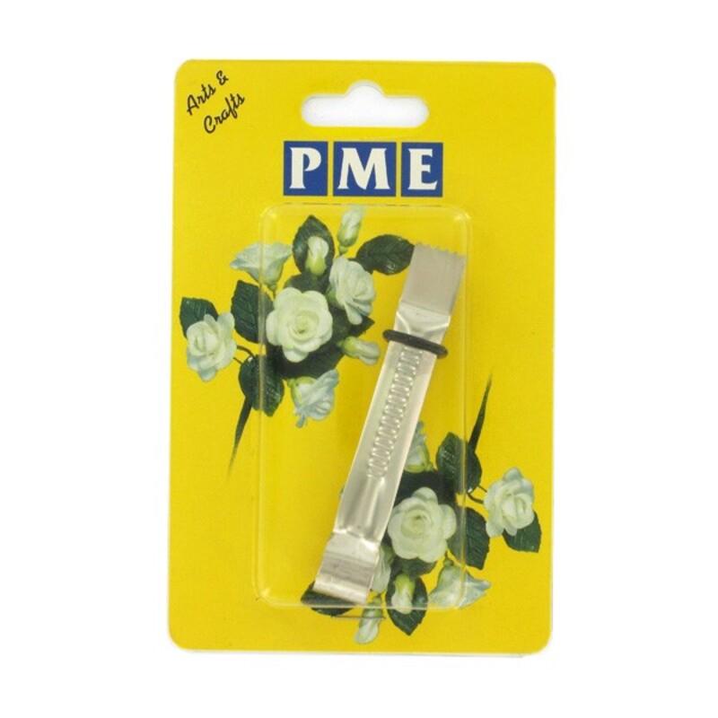 Pince à gaufrer ligne dentelée 13mm PME