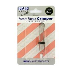 Pince ouverte coeur dentelée 13mm PME