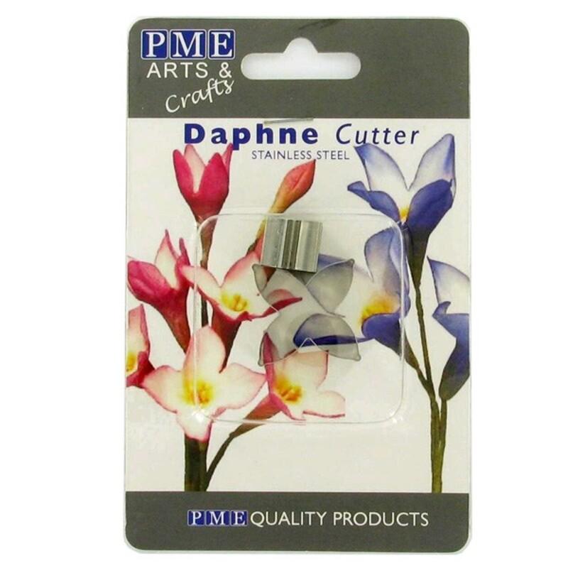 Découpoirs inox fleurs de freesias PME (x2)