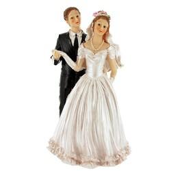 Couple de mariés Révérence Gatodéco