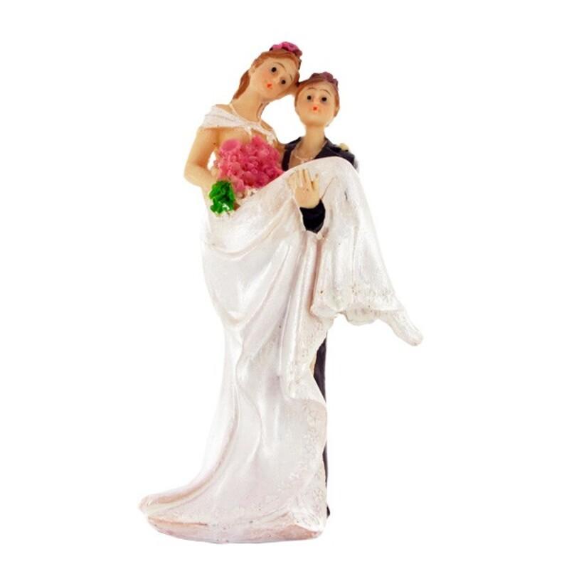 Couple de mariées femmes Gatodéco