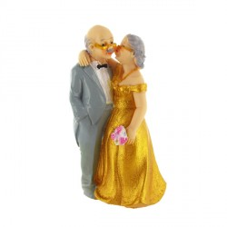 Mariés Noces d'Or B Gatodéco