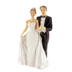 Mariés robe nacrée B Patisdecor