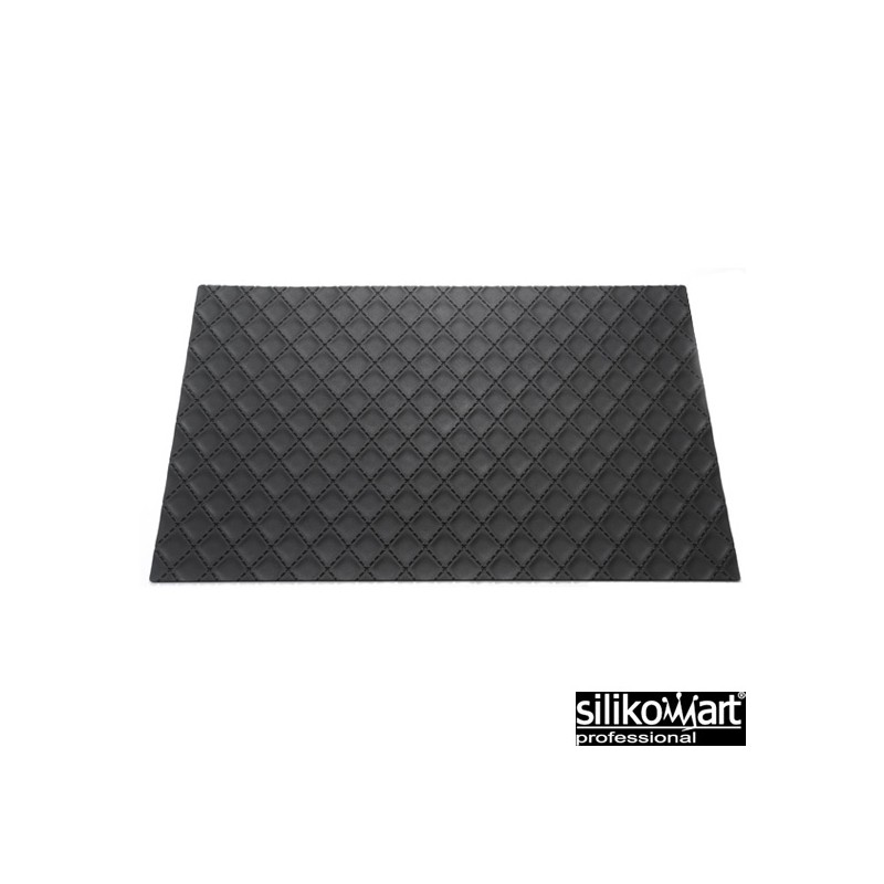 tapis silicone pate a sucre relief matelass silikomart. Black Bedroom Furniture Sets. Home Design Ideas