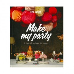 Make my party, de Lisa Gachet