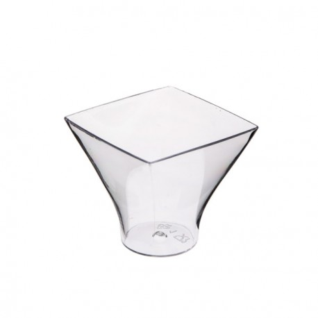 Verrine Art Déco cristal 6,5 cl Very Verrines (x12)