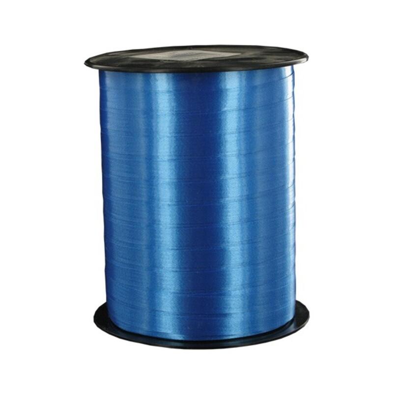 Bolduc satiné bleu roy 7mm (500 m)