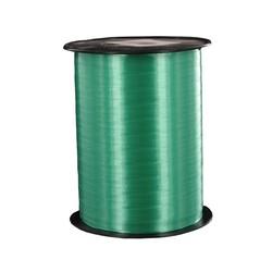 Bolduc satiné vert 7mm (500 m)