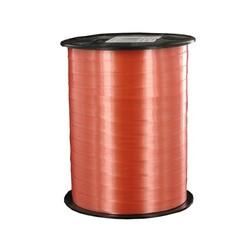 Bolduc satiné rose saumon 7mm (500 m)